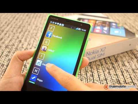 [วีดีโอรีวิว] Nokia X2 Dual SIM