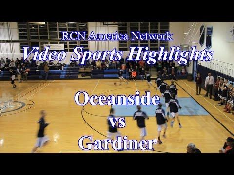 Oceanside vs Gardiner Jan 9, 2015
