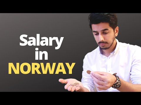 Professional Jobs SALARY In Norway