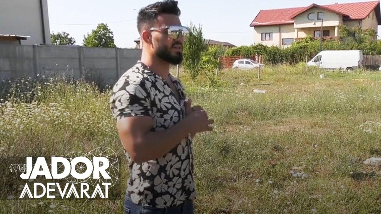 """Jador vrea să-și construiască o casă: """"Merg pentru prima dată pe acel loc"""""""