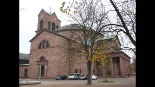 Karlsruhe St. Stephan Glocke 1 ges°  Gedenkläuten für die Opfer des Terroranschlages in Paris