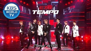 EXO(엑소) - Tempo [Music Bank Stage Mix Ver.]