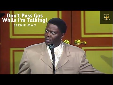 "Bernie Mac ""Don't Pass Gas While I'm Talkin' ""Kings Of Comedy Tour"