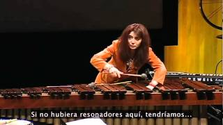 EVELYN GLENNIE PERCUSIONISTA SORDA