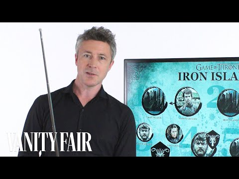 Littlefinger Recaps Game of Thrones Season 6 in 5 Minutes  Vanity Fair