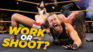 Adam Cole Injured - NXT Title Match OFF?