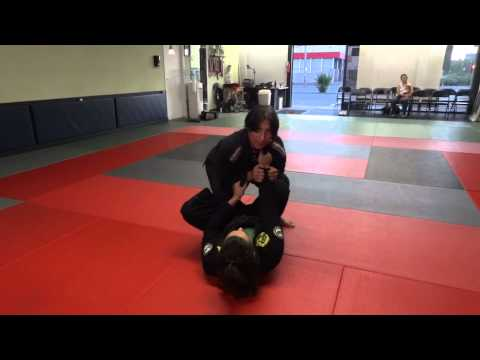 Three Leg Drag Attacks for Brazilian Jiu-Jitsu