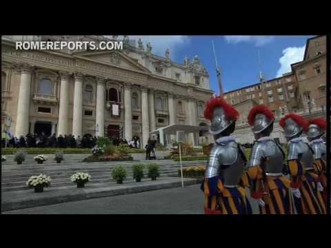 Tras la cobertura del cónclave el Vaticano sueña con grabar en 3D