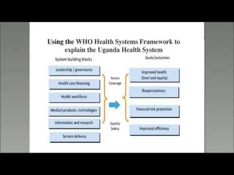 A critical description of the Uganda Health System
