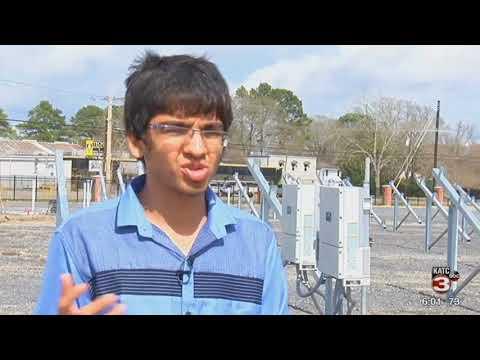 UL creates renewable energy project