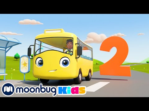 Bus, Cars and Trucks | How To Nursery Rhymes | Fun Learning | ABCs And 123s