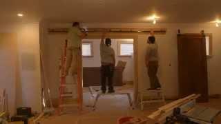 Building Barn Doors Episode # 168 Hardcore Renos