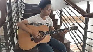 (Hari Won) Làm sao để yêu - Fingerstyle Guitar Cover by Tran Quoc Huy