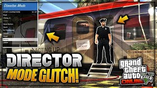 GTA 5 DIRECTOR MODE GLITCH 1.42 - *NEW SAVE METHOD* DIRECTOR MODE TRAILER GLITCH! (Modded Outfits)