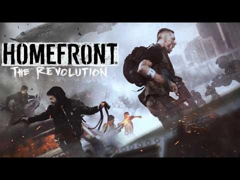 Soundtrack Homefront The Revolution - Trailer Music Homefront The Revolution: Freedom Fighters