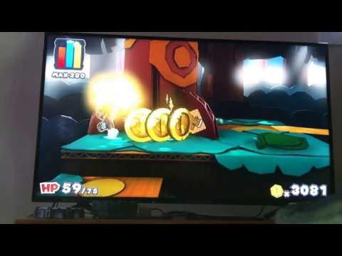 PumpkinPieGuy Paper Mario: Colour Splash Ep 18 Marmalade Valley!