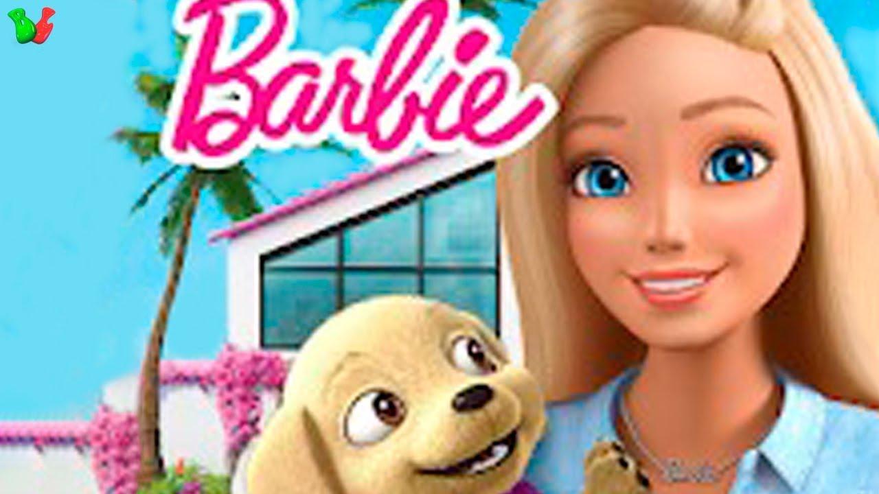 БАРБИ и Приключения в Доме Мечты #1 Мультик Игра для Девочек - Barbie Dreamhouse Adventures
