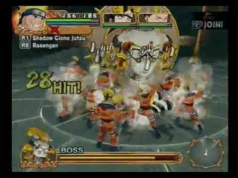 347813d3aee Naruto Uzumaki Chronicles 2 playthrough part 32-Final - YouTube