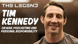 Tim Kennedy talks with Jason Stapleton about War, Podcasting and Personal Responsibility