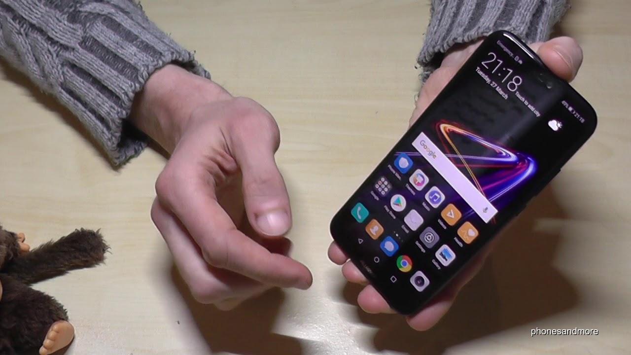 Screenshot Huawei P20 Lite