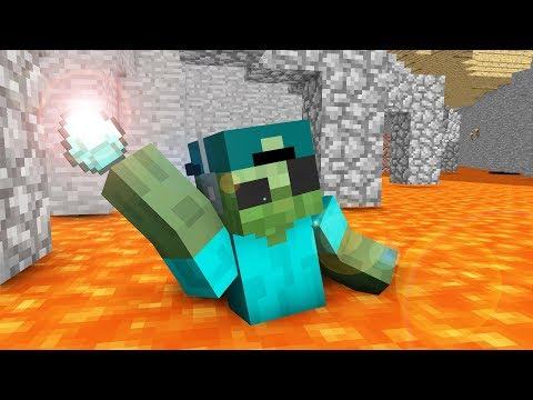 Thumbnail: Zombie, Witch & Villager Life : Full Animation - Minecraft Animation