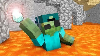 Zombie, Witch Villager Life Full Animation Minecraft Animation