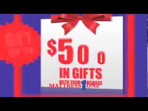 mattress one holiday sales event duration 31 seconds