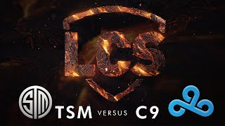 TSM vs C9 | Week 8 | Summer Split 2020 | TSM vs. Cloud9