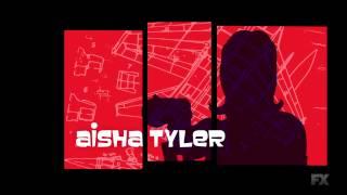 Archer Opening Credits/Scene (Intro) 1080p Full HD
