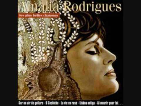 Amalia Rodrigues-Ai mourir pour toi