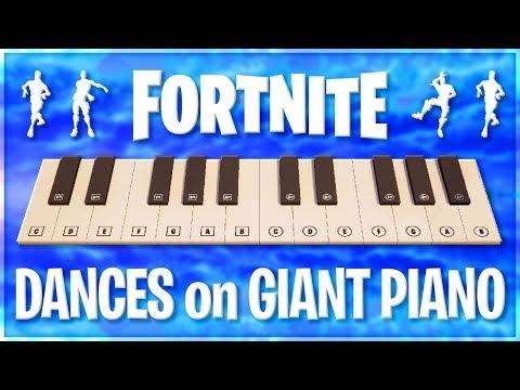 Fortnite Piano Default Dance Tvaction Info