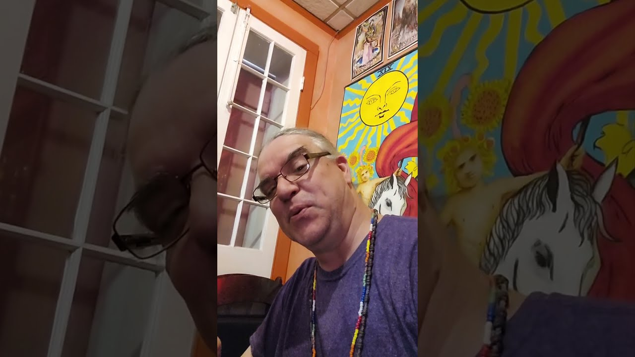 Tarot Reading With Zaar At Voodoo Authentica, French Quarter, New Orleans