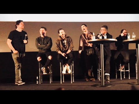 Tokio Hotel Q&A Session at 'Hinter die Welt' Premiere - FFCGN, Germany [05.10.2017]