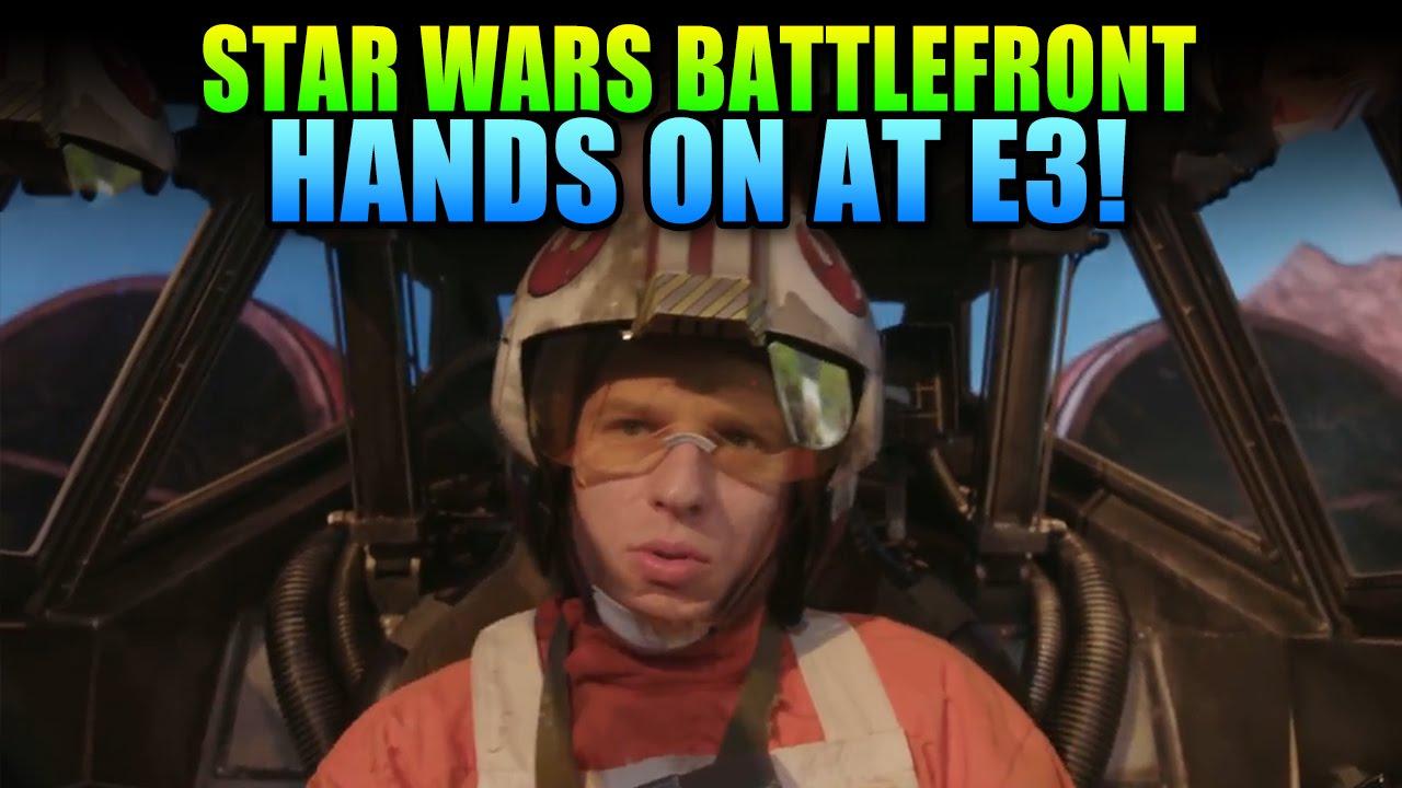Star Wars E3
