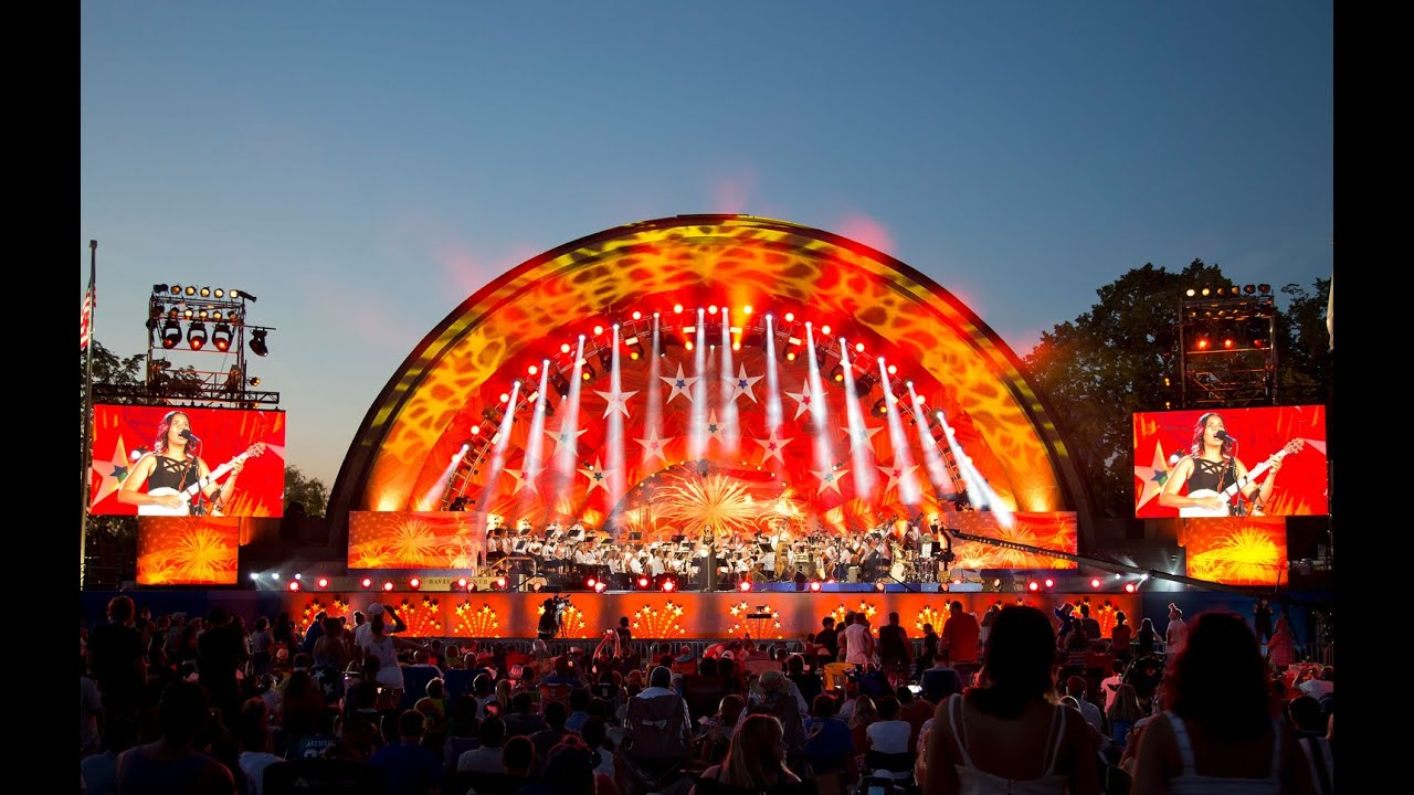Free Concert At Hatch Shell July 30th >> Boston Pops July 4th 2019