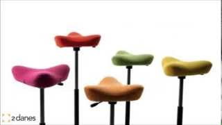 2 danes Varier seating modern design, Balans, work stool, nashville modern furniture home offic