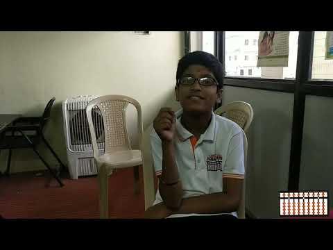 Chanakya Abacus Student Rudra Langde1