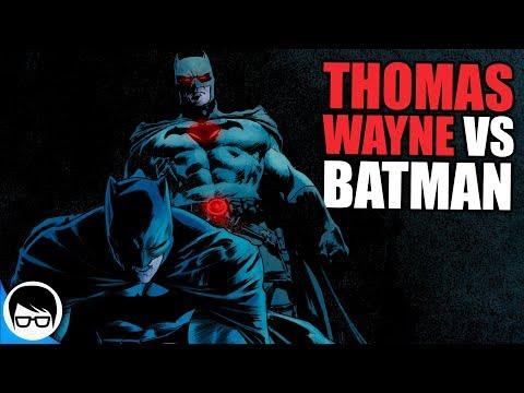 EL PADRE DE BATMAN ESTA VIVO! (2018) | Batman #60