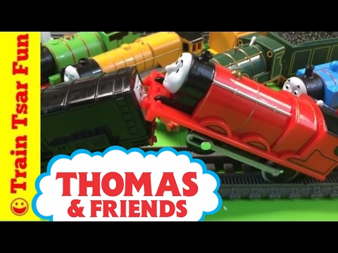 THOMAS THE TANK ENGINE & FRIENDS TRACK MASTER Toy Trains COLLECTION FISHER PRICE