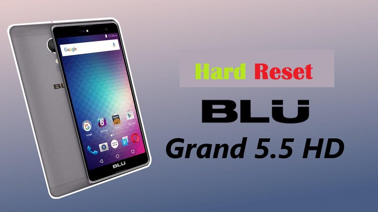Blu Grand 5 5 HD Factory Reset Videos - Waoweo