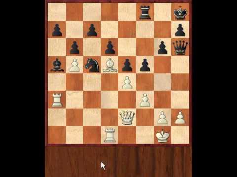 Chess News #9: Carlsen -- Ivanchuk, Foros 2008
