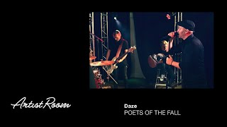 Poets Of The Fall Daze Live At Genelec Music Channel