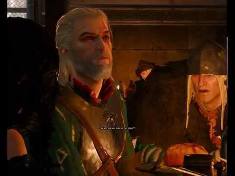 Прохождение The Witcher 3 Wild Hunt [Ведьмак 3 дикая охота - Драка с Лугос безумным] Часть 140