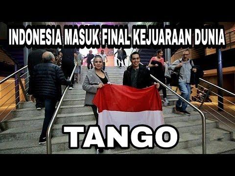 TAKJUB ! INDONESIA MASUK FINAL KEJUARAAN DUNIA , TARIAN TANGO ARGENTINA | VIDEO A.W #21
