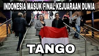 Download Video TAKJUB ! INDONESIA MASUK FINAL KEJUARAAN DUNIA , TARIAN TANGO ARGENTINA | VIDEO A.W #21 MP3 3GP MP4