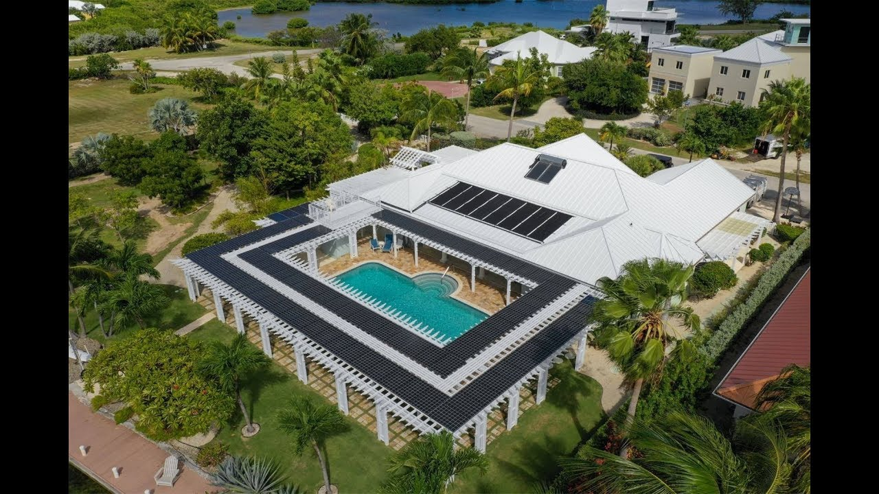 eco-friendly estate in west bay  cayman islands