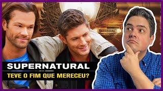 Supernatural serie completa