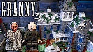 LEGO Самоделка Granny 3 - Дом из 5 000 деталей / Horror Game Granny - Глава 3