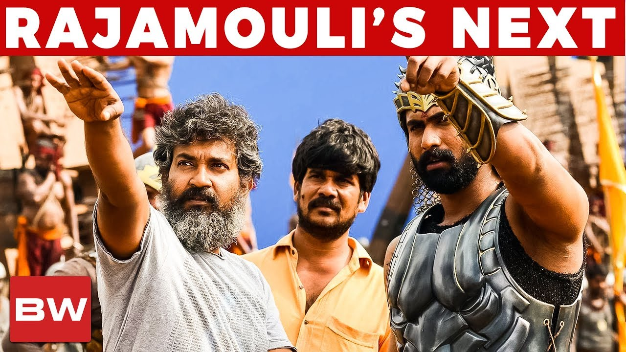 250 Cr Project: Rajamouli's Next after Baahubali