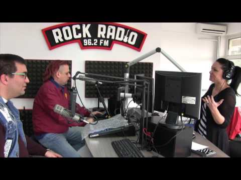 ROCK RADIO, Bend Brkovi, Shamso i Tomac - INTERVJU (PART I)